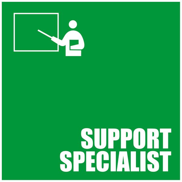 SUPPORT SPECIALIST